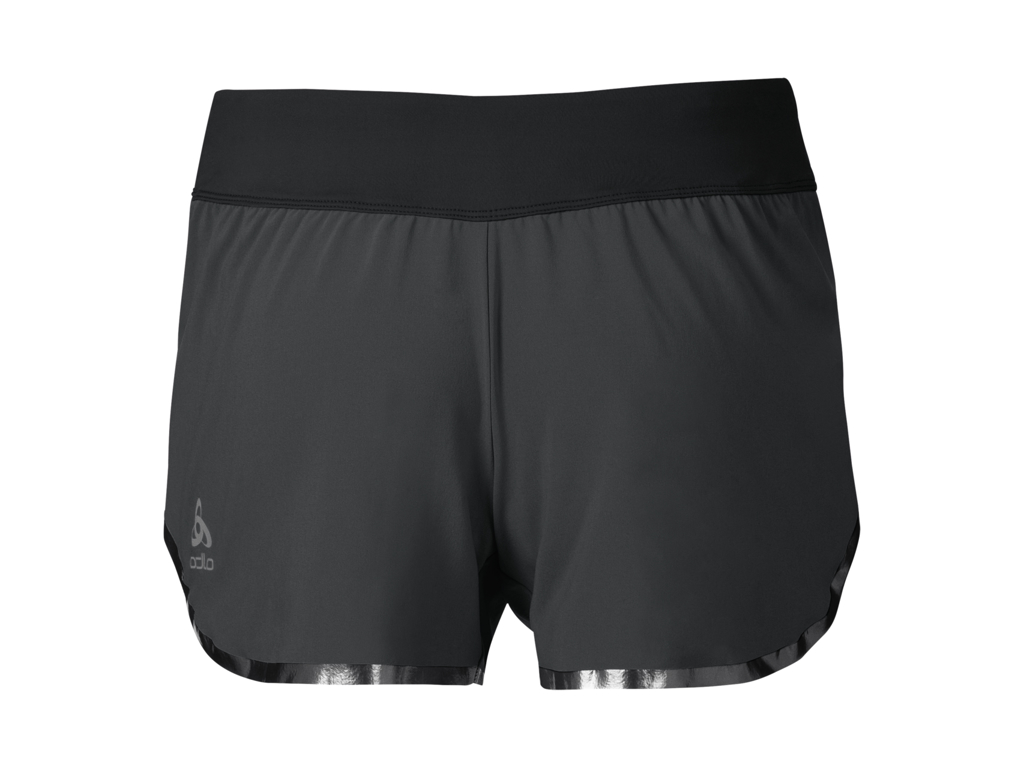 Odlo dame shorts - SAMARA - Graphite grey - Str. XS
