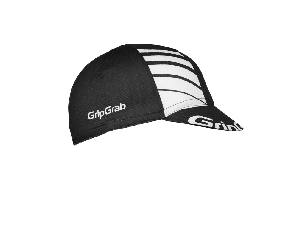 GripGrab Lightweight Summer Cap 5022 - Cykelkasket - Sort - One Size