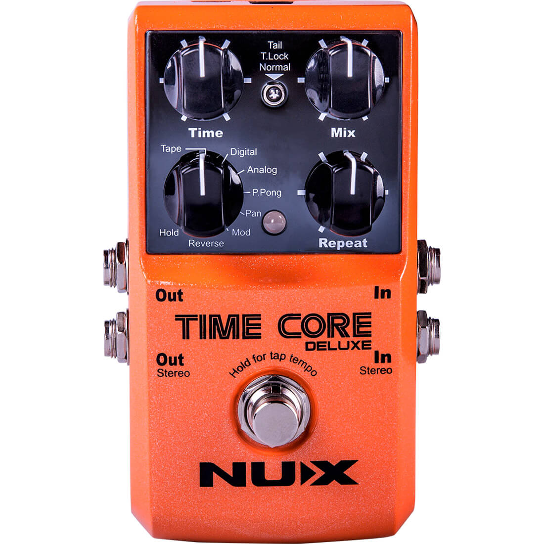 Nux Time CoreDeluxemulti-delay guitar-pedal