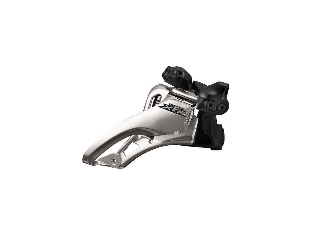 Shimano XTR - Forskifter - 2 x 11 gear Low Clamp